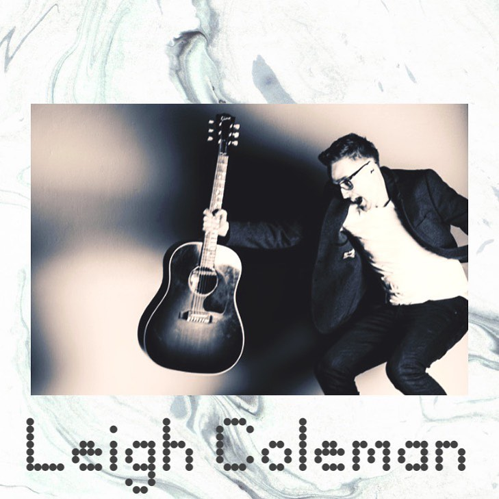 Live Music with Leigh Coleman