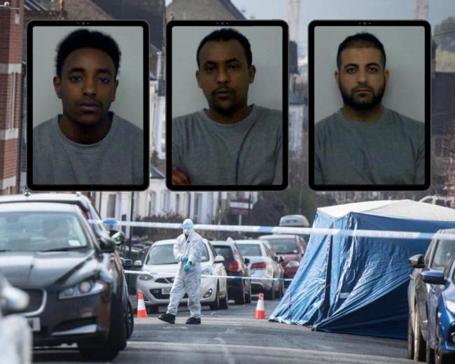 JAILED FOR LIFE: Southfield Road killers sentenced