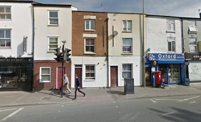 46 and 47 St Clements. Picture: Google Maps.
