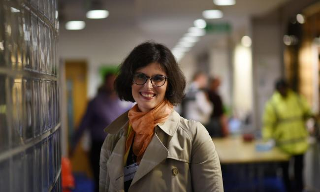 Layla Moran, Parliamentary Candidate for Oxford West & Abingdon
