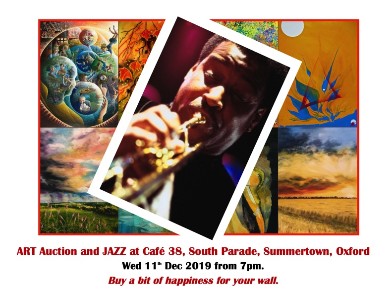 Charity Art Auction and Jazz