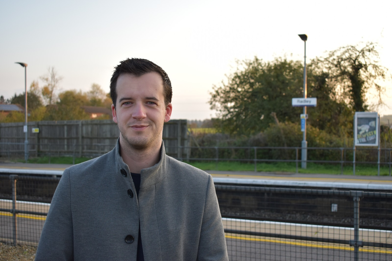 General Election 2019: James Fredrickson, Conservative candidate for Oxford West and Abingdon