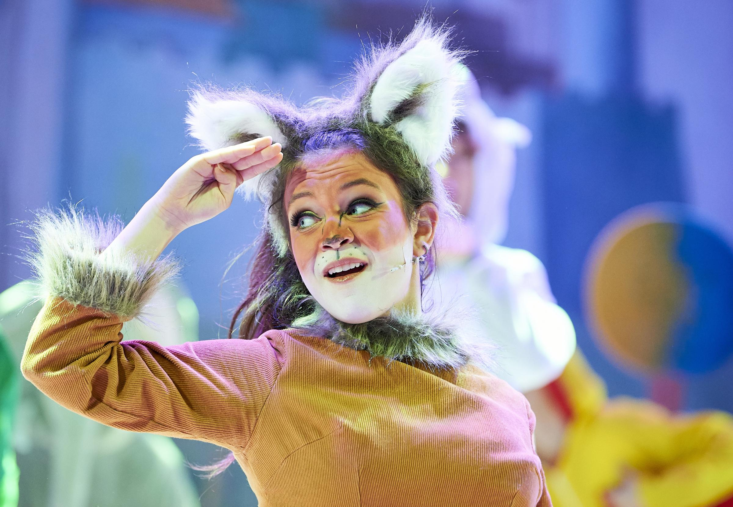 Beauty and the Beast at Oxford Playhouse: 'Panto is the hardest thing I've done!' says Edmund Kingsley