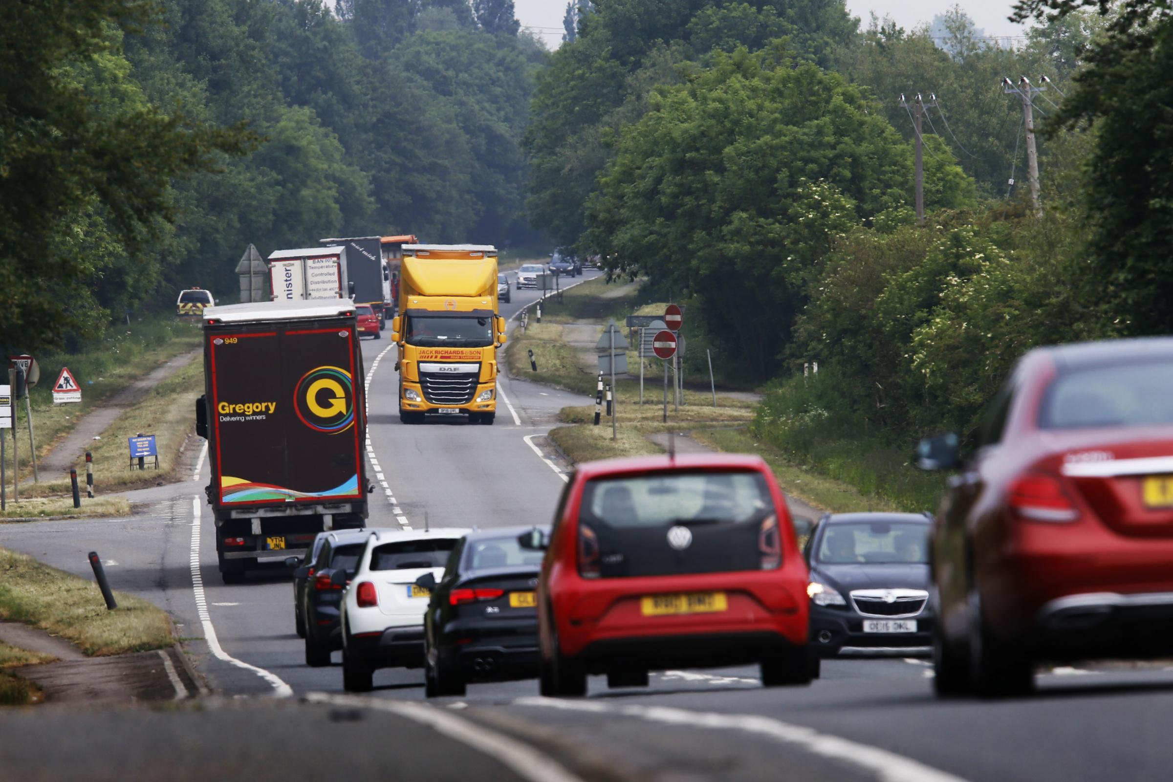 Motorcyclist 'critical' after A40 crash near Witney
