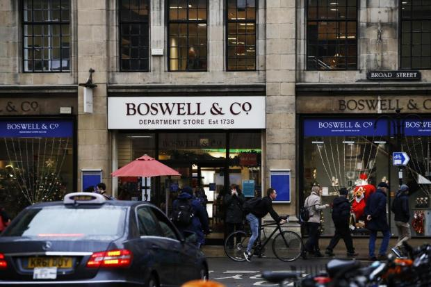Oxford Mail: Boswells - The Store