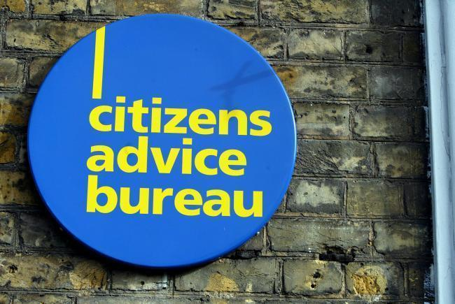 More people are turning to Citizens Advice for help
