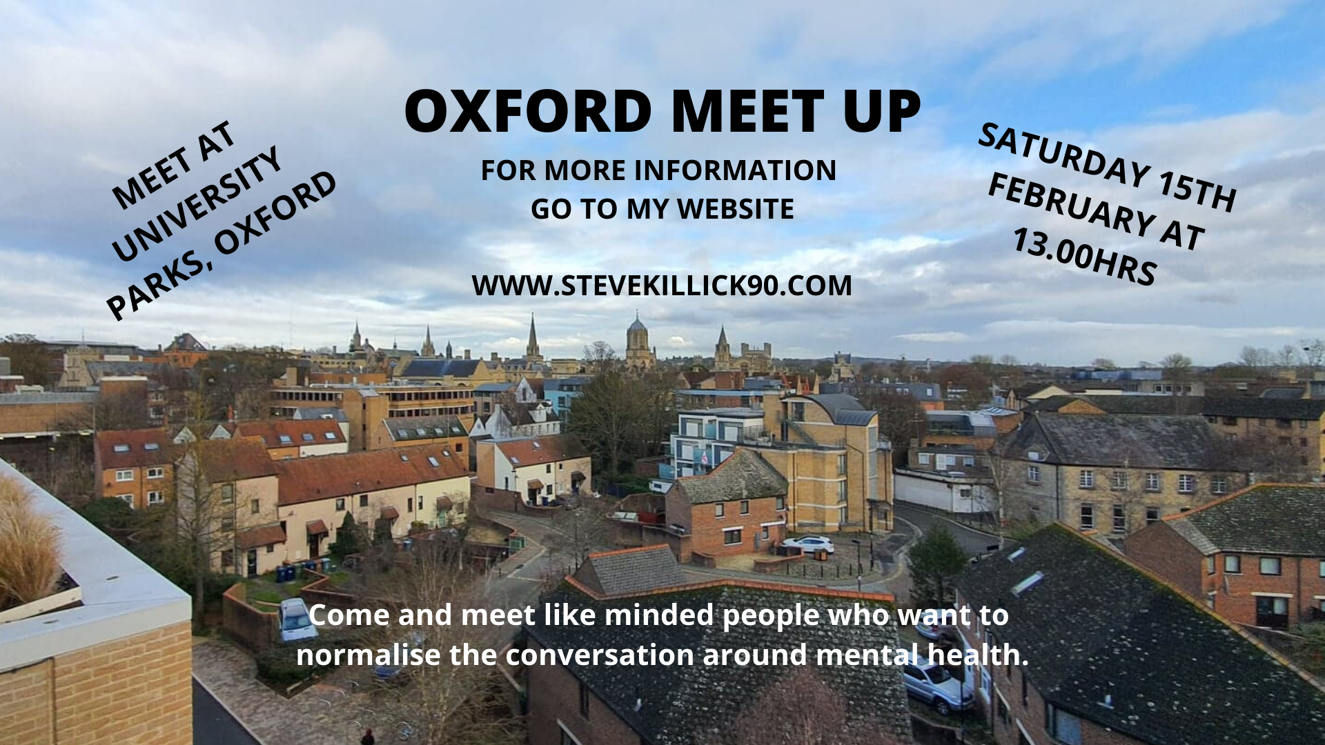 Oxford Mental Health Meet Up
