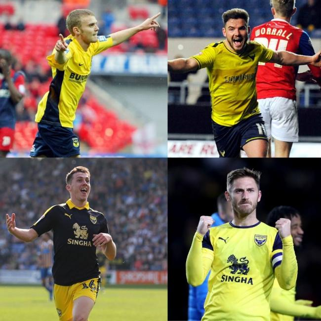 Oxford United team of the decade: right midfield