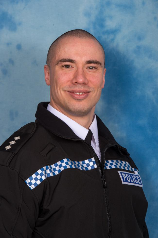 Chief Inspector Julian Collinson