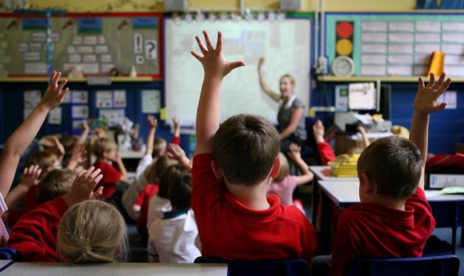 Some primary school pupils in Oxfordshire will return on June 1.