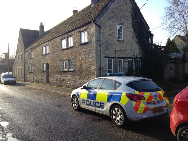 Unexplained death of a woman prompts investigation  Photo by Will Walker