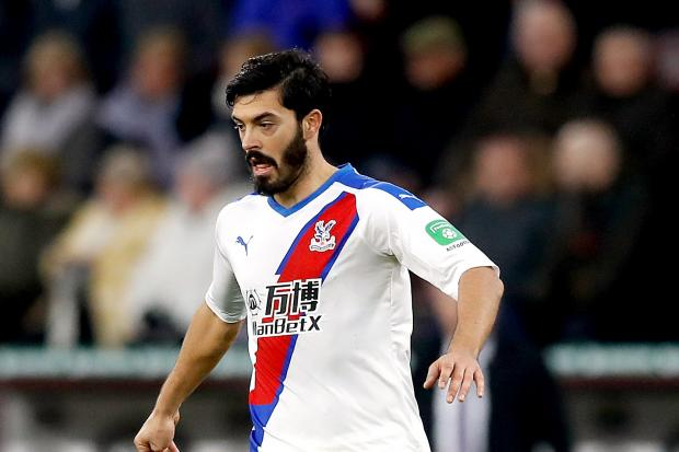 Crystal Palace defender James Tomkins is targeting a top-10 finish
