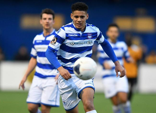 Kyran Lofthouse did well on loan at Oxford City  Picture: Mike Allen