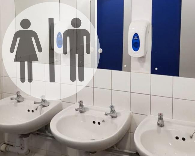 Schools are encouraged to allow trans pupils to use single-sex toilets of their choice