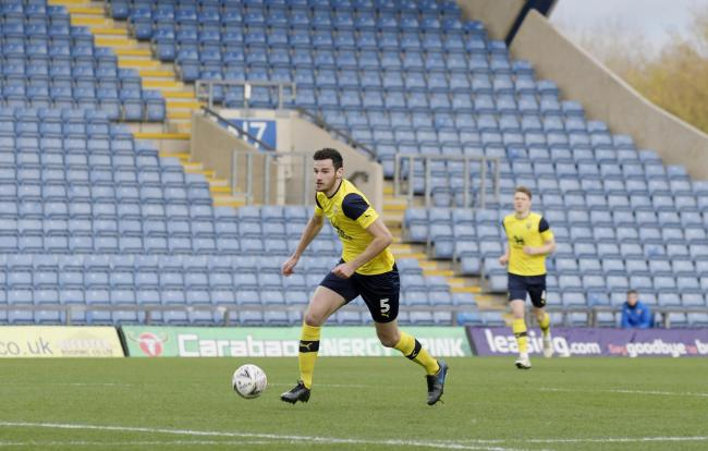 Playing in an empty stadium will be a different experience for Oxford United Picture: David Fleming