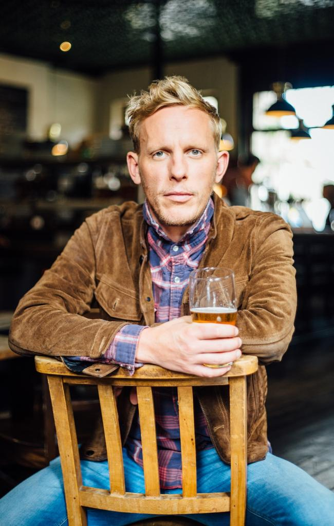 Undated Handout Photo of Laurence Fox. See PA Feature MUSIC  Laurence Fox. Picture credit should read: PA Photo/Leonie Morse. WARNING: This picture must only be used to accompany PA Feature MUSIC Laurence Fox...