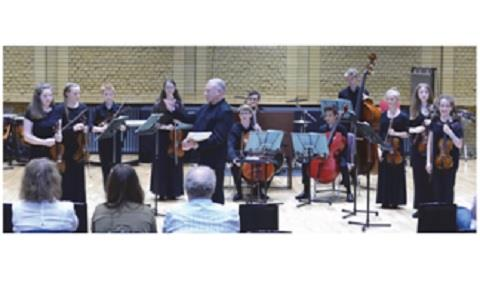 Oxybaroxy – Oxfordshire Youth Baroque Strings