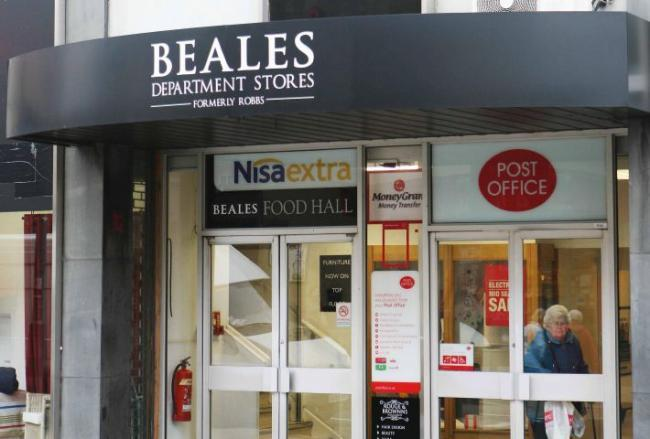 Beales goes into administration, putting future of stores and jobs in doubt