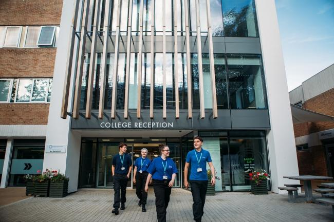 City of Oxford College is one of the colleges run by Activate Learning. Pic: Activate Learning