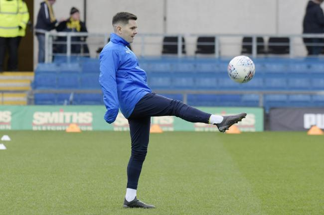 Liam Kelly has been an unused substitute for Oxford United in the last two games since signing on loan from Feyenoord  Picture: David Fleming