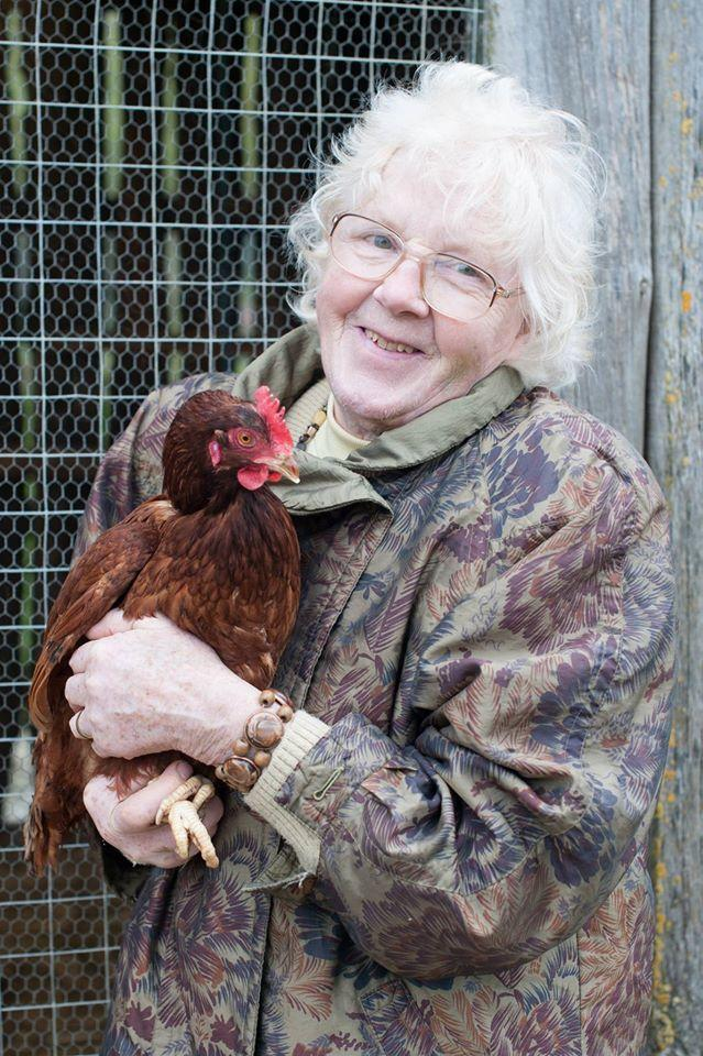 Mabel Warner has closed Water Fowl Sanctuary after Cherwell District Council refused her pet shop licence.