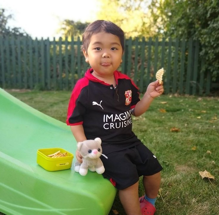 Chinese bone marrow donor match found for Oxfordshire five year old