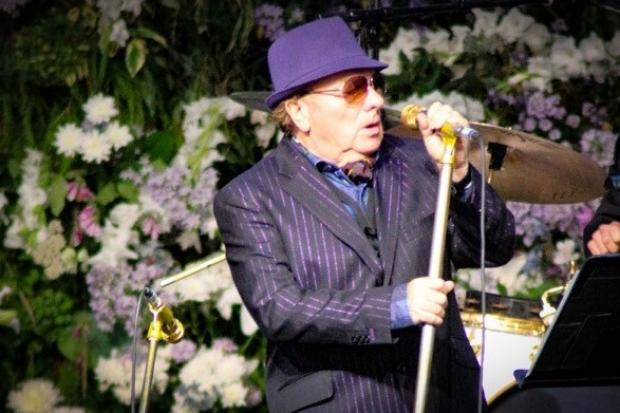 Van Morrison returns to Oxfordshire to play the 17th Cornbury Music Festival at Great Tew Estate