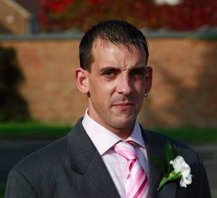 Darren MacCormick was stabbed outside his house on Mendip Heights