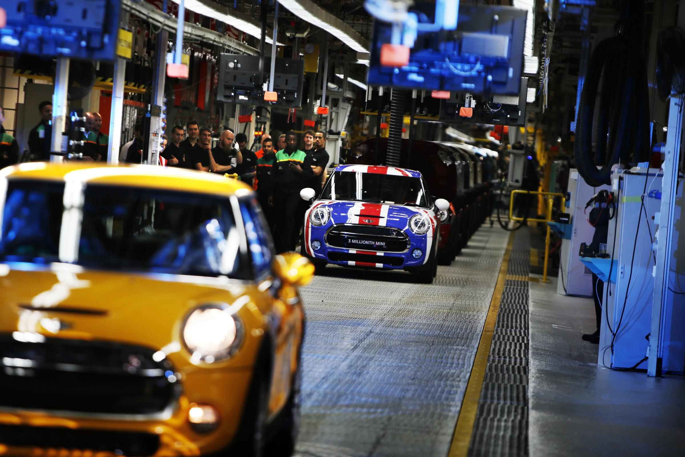 BMW Mini plant Cowley opens apprenticeship scheme for 2020