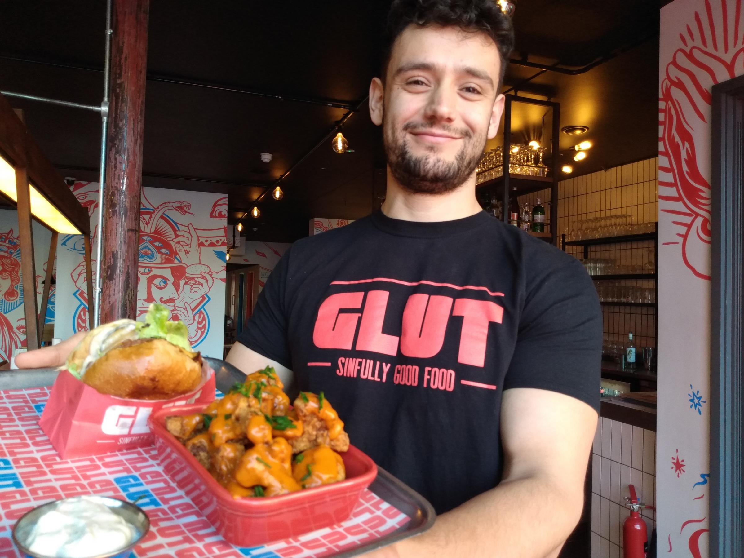 American diner Glut in Oxford gets four star food hygiene rating
