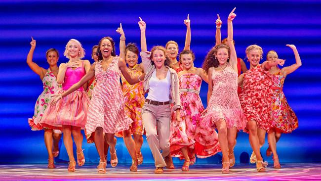 Musical fans can unleash their inner 'dancing queen' when Mamma Mia comes to Oxford's New Theatre in December