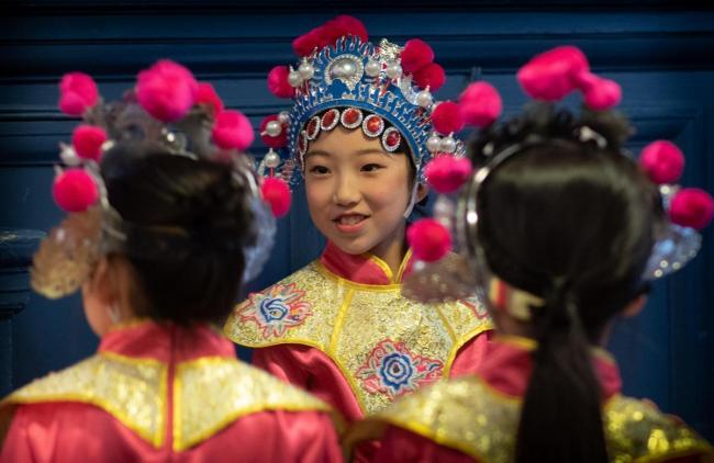 Chinese New Year celebration at Oxford Town Hall in 2019. Pictures by Richard Cave