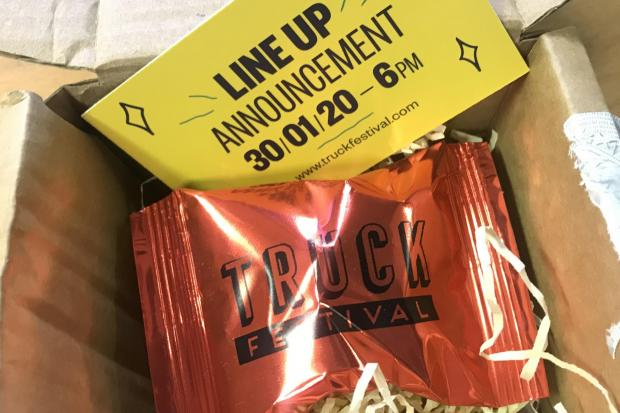 Truck Festival bands revealed in fortune cookies