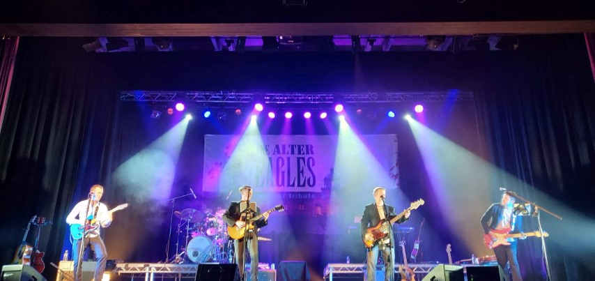 Alter Eagles - Outstanding Eagles tribute band