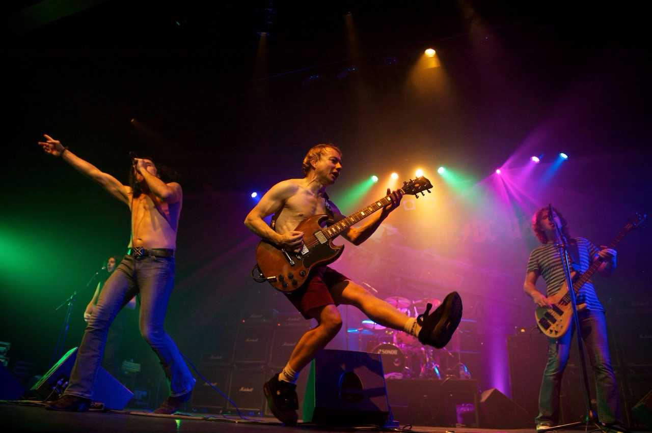 AC/DC UK - Possibly the best AC/DC tribute in Europe