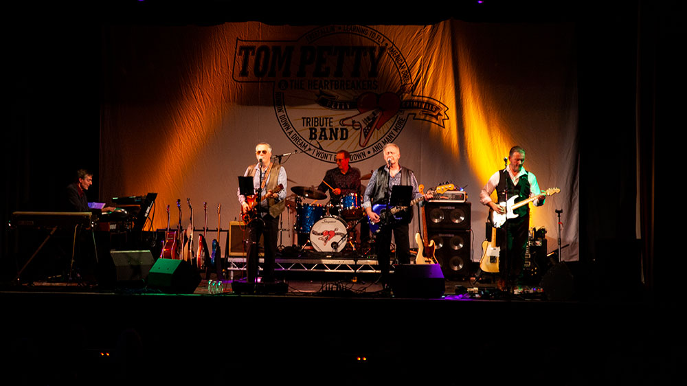 Petty Criminals - Tom Petty & The Heartbreakers tribute