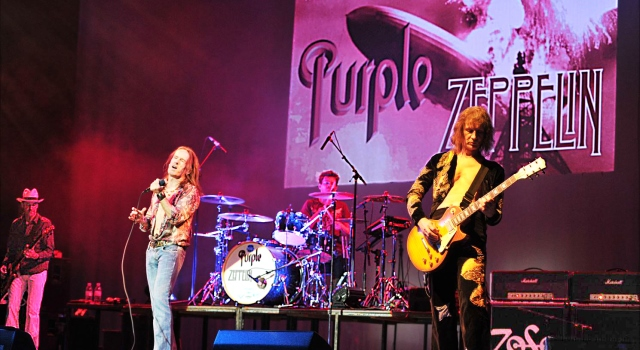 Purple Zeppelin - Deep Purple & Led Zeppelin 'two shows in one'