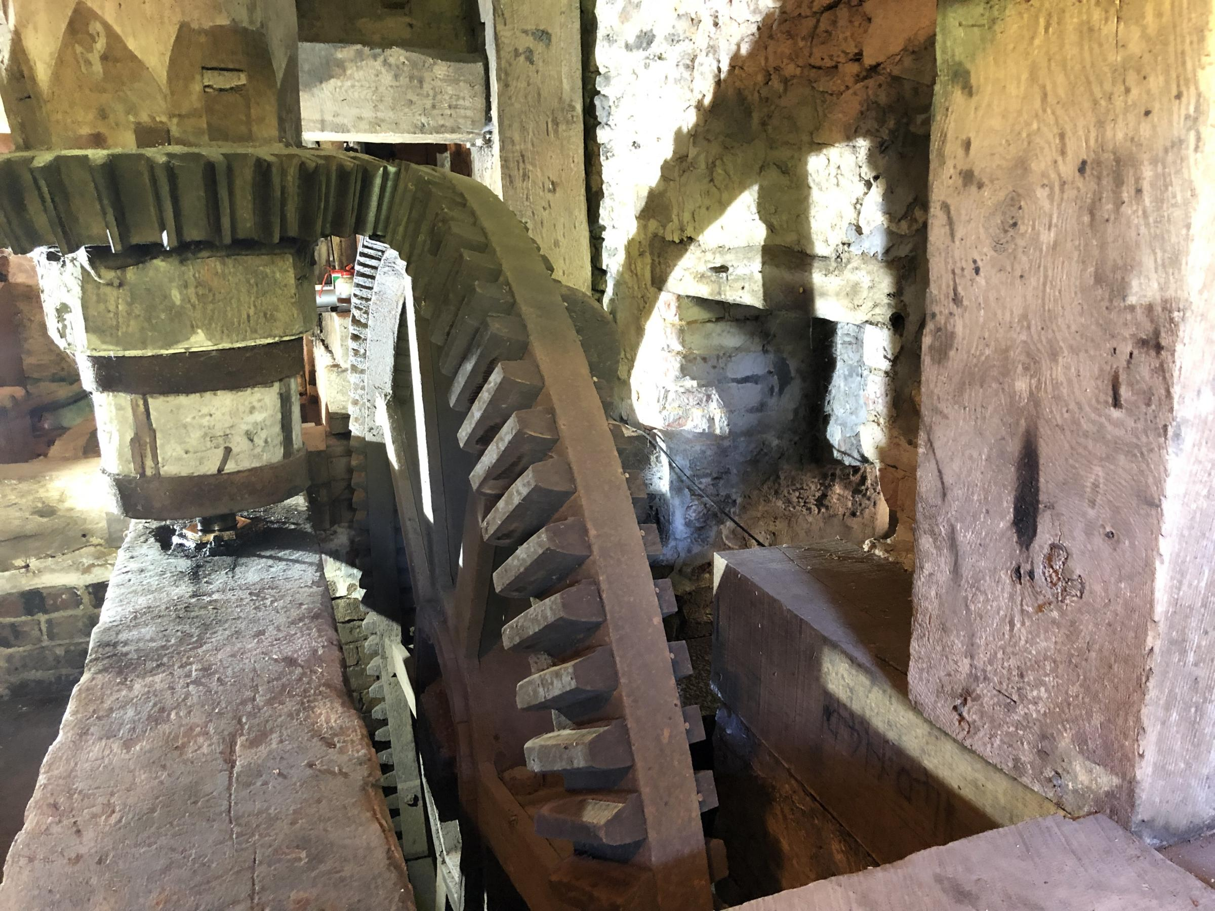 Coleshill Mill and Replica Bunker open afternoons 2020