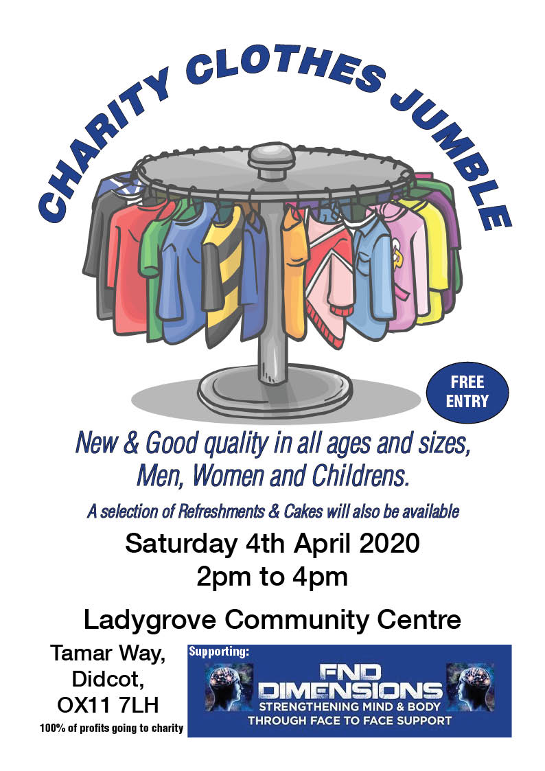 Charity Clothes Jumble