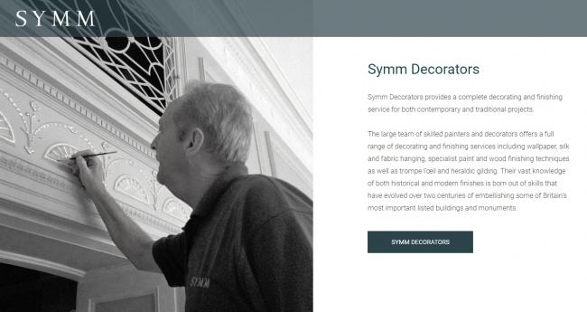 An image from the Symm website