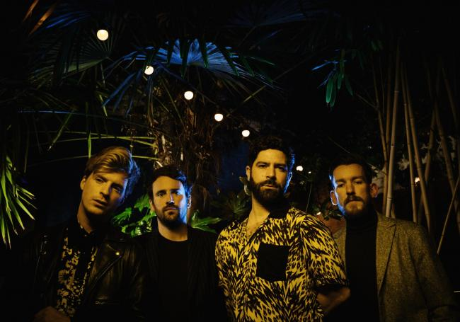 FOALS and SUPERGRASS to headline this Oxfordshire music festival