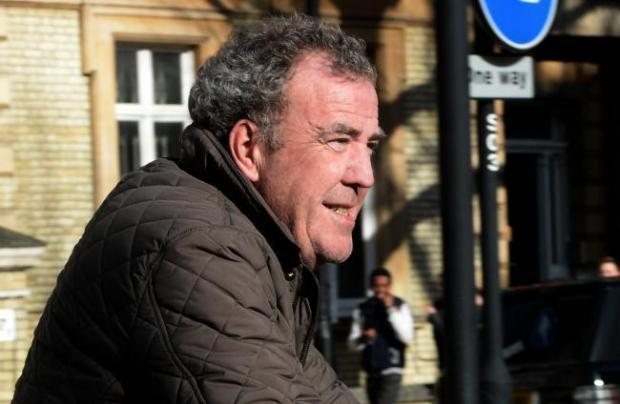 Jeremy Clarkson Picture PA