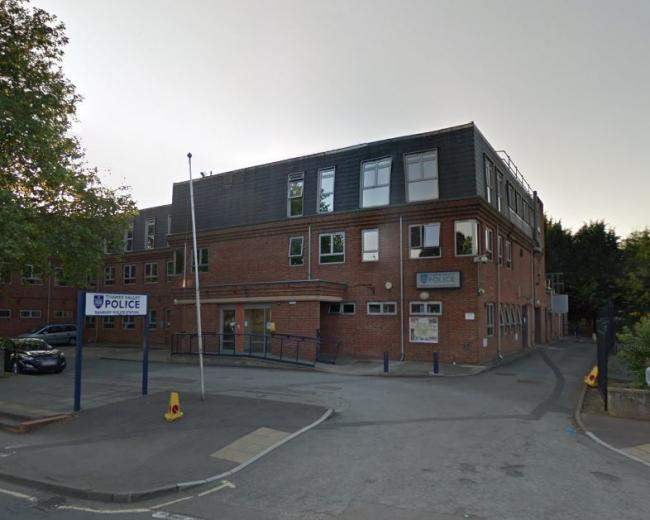 Banbury police station. Picture: Google Maps