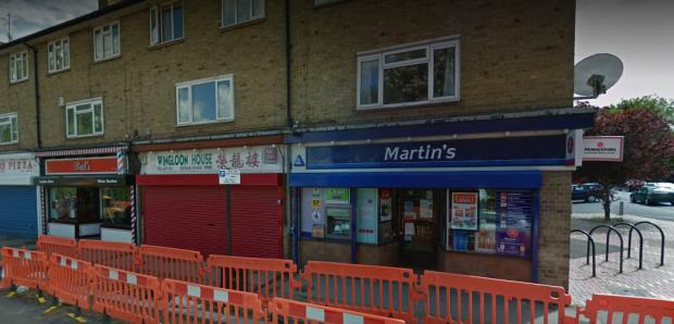 Oxford Mail: A Google Maps photo of the Headington store.