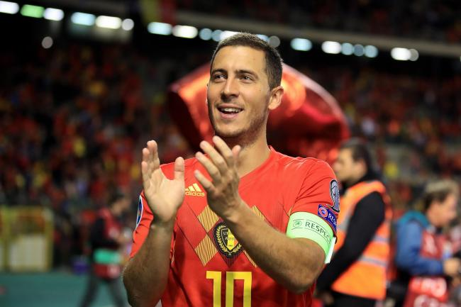 Eden Hazard returns from injury for Real Madrid