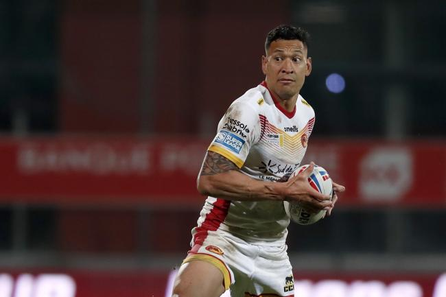 France Super League Folau