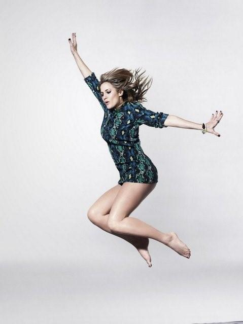 Caroline Flack by Rankin