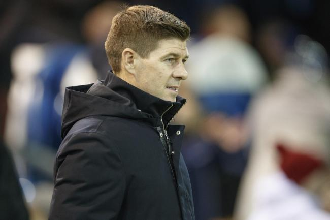 Rangers boss Steven Gerrard criticised the officials