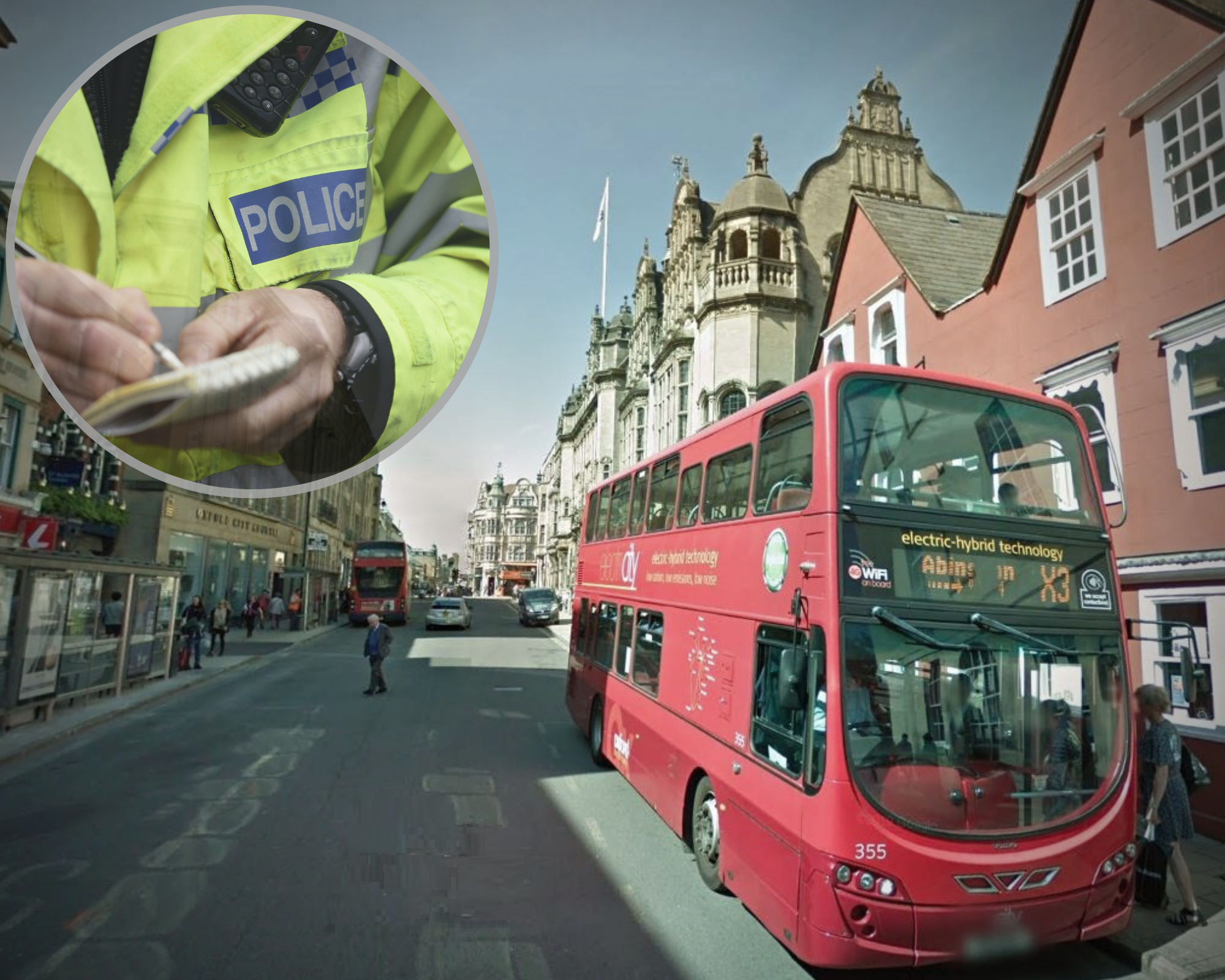 Woman 'froze with fear' as pervert masturbated next to her on packed bus