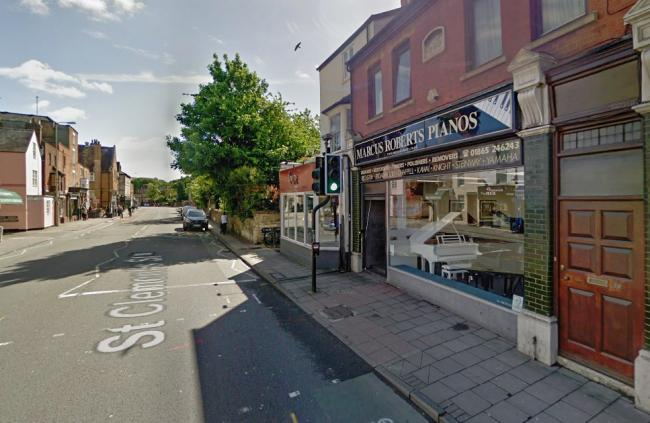 Roberts Pianos showroom and office on St Clements, Oxford. Picture: Google Maps
